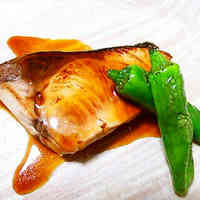 Tender & Juicy Buri (Japanese Amberjack) Teriyaki