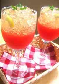 Glittering Watermelon & Shiny Jelly