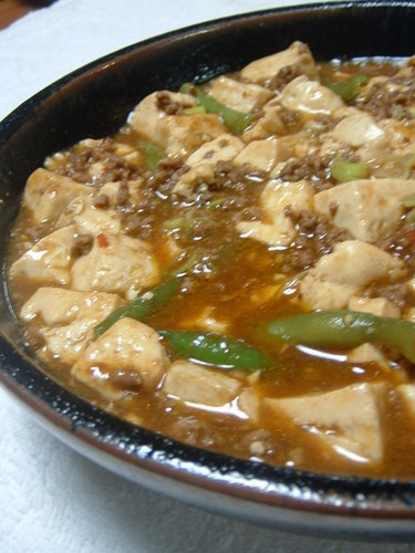 Trying to Recreate Ready-made Mapo Tofu