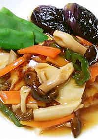 Hamburger Steaks With Ankake Mushroom Sauce