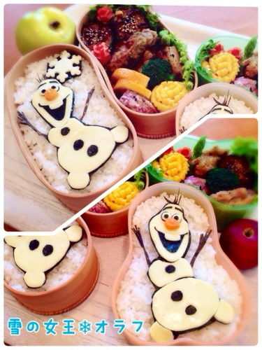 Okay! Cheese Olaf From Frozen