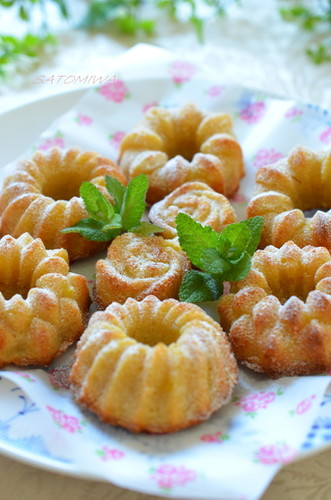 Moist Pineapple Cakes for Mature Palates