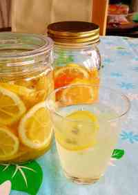 Refreshing Lemonade for Hot Summer Days