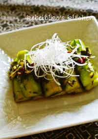 Chinese-style Cold Cucumbers