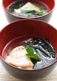 Flounder Soup