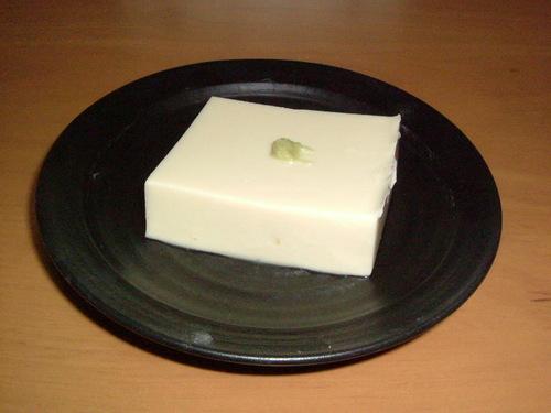 Easy Sesame Tofu with Kanten