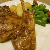 Easy Lamb Chops