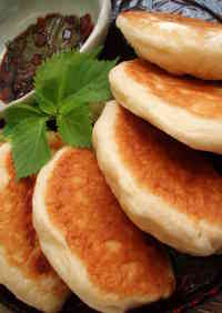 Gyoza Bread Using Shiso Soy Sauce