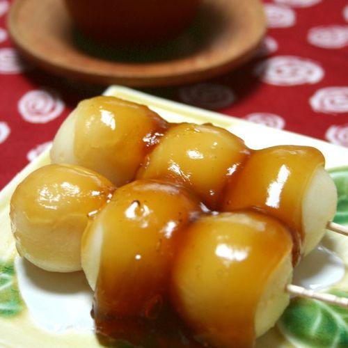 Easy japanese desserts?