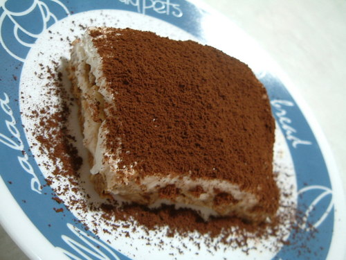 Easy & One-bowl Tiramisu