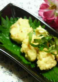 Low-Calorie Side Dish: Tofu and Cod