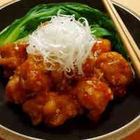 Chicken Kara-age with Chilli Sauce