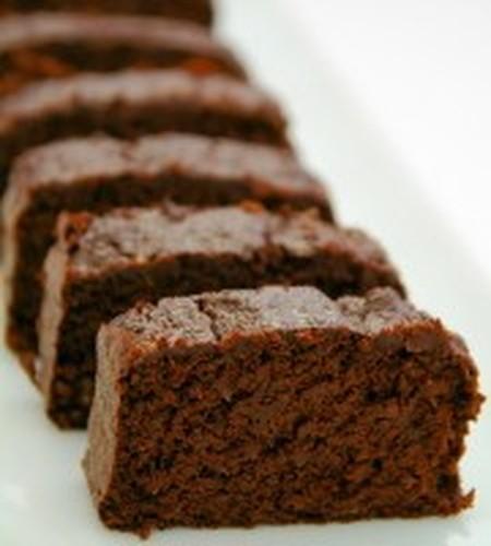 Oil-Free Okara Chocolate Cake