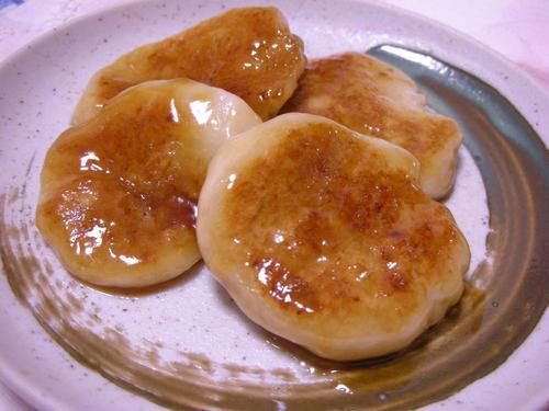 Easy! Chewy! Taro Potato Mochi Dumplings