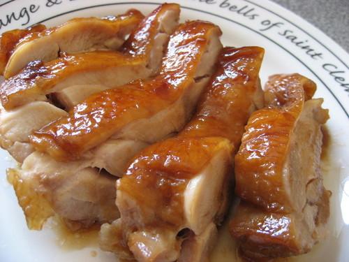 Simmered Glossy Teriyaki Chicken