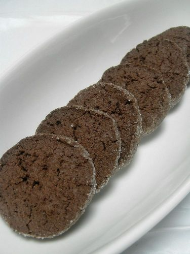 Chocolate Cookies with 5-Minute Dough
