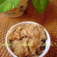 Tuna Soboro Made From Canned Tuna