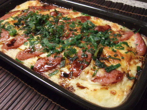 Easy and Delicious Yamaimo Yam Gratin