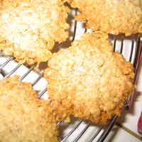 Dangerously Good Oatmeal Maple Cookies