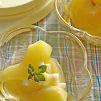 Easy!! Refreshing Apple Compote