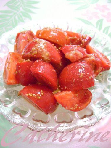 Tomato Namul