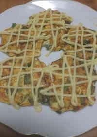Light and Fluffy Flourless Tofu and Natto Buchimgae