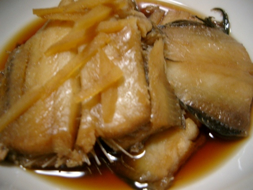 Sweetly Simmered Sole