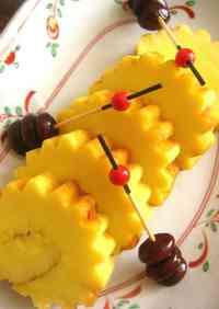 Honey Datemaki Rolled Omelet for Osechi