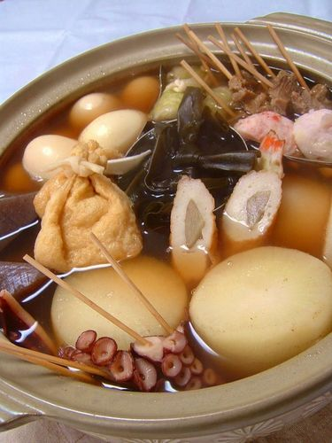 For Cold Winter Days ☆ Piping-hot Oden Hot Pot ♪