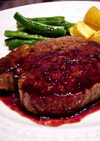 Steak Sauce (Red Wine Flavor)