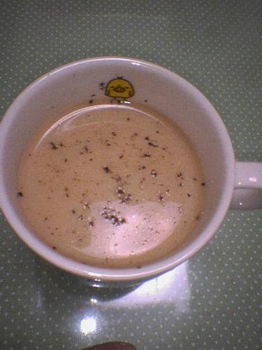 Spiced Milk Tea
