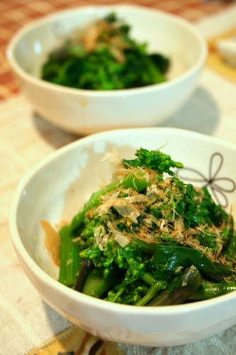 Parboiled Broccolini Ready in 5 Minutes