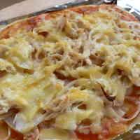 Fluffy Okara Pizza