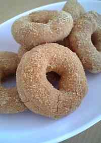 Doughnut Rings No.1 Kinako
