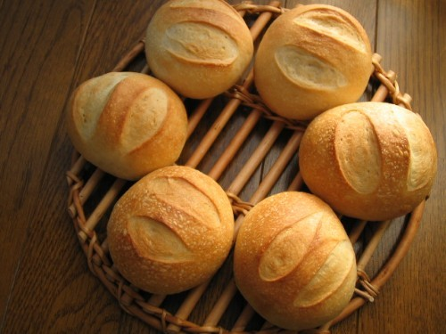Strawberry Yeast Bread