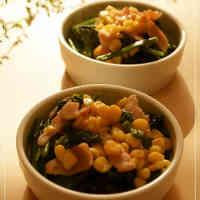 Butter-Sautéed Spinach