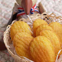 Carrot Madeleines