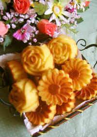 Honey and Lemon Muffins