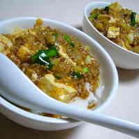 Mapo Tofu at Home