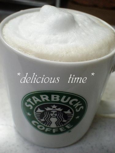 Home Cafe Caffe Latte