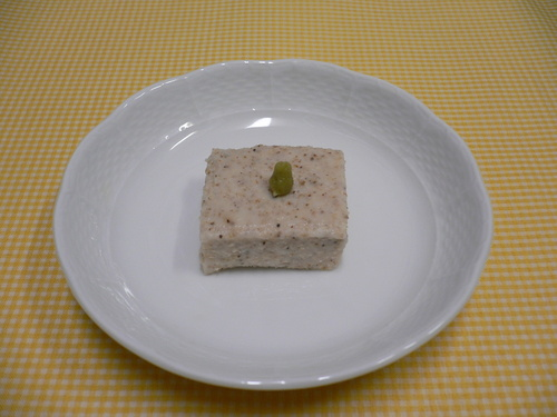 Sesame Tofu (Packed with Calcium)