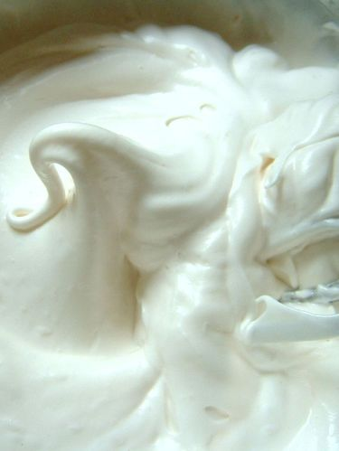 Notes- How to Whip Meringue
