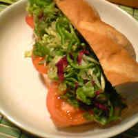 Subway-style Sandwich