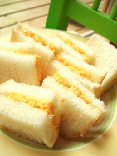 Fuu-chan's Egg Sandwich