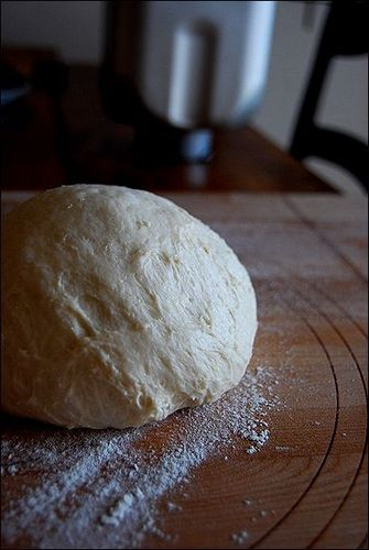 My Usual Bread Dough