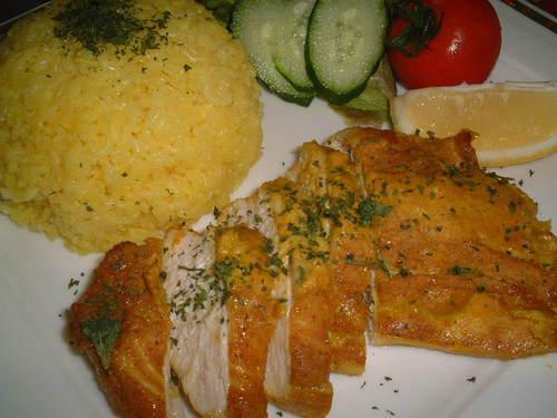 Tender and Juicy Tandoori Chicken