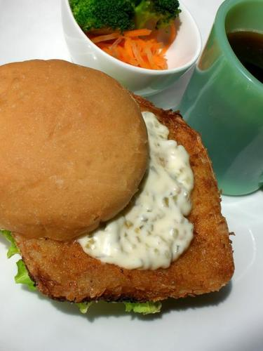 Hanpen Fish Burgers