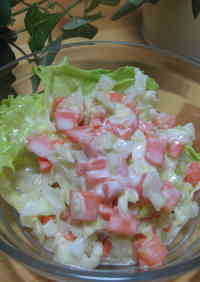 Coleslaw with Spring Cabbage