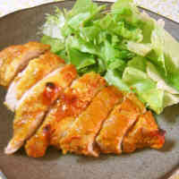 Simple, Moist, and Tender Tandoori Chicken