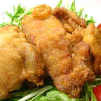 Crispy and Juicy Chicken Karaage